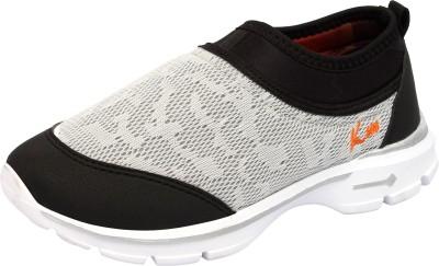 KazarMax Trendy Casuals For Women(Grey, Orange)