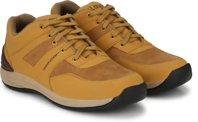 LAYASA Outdoors, Boat Shoes Casual Shoe Boots For Men Tan