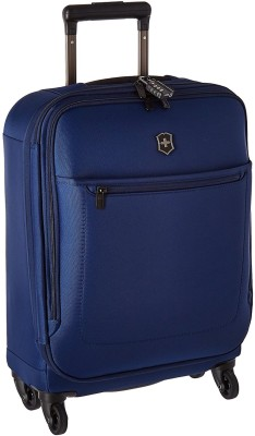 Victorinox Avolve 3.0 Global Carry-On Expandable  Cabin Luggage - 22 inch(Blue) at flipkart