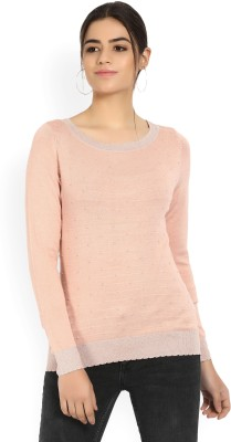 Vero Moda Casual Full Sleeve Self Design Women