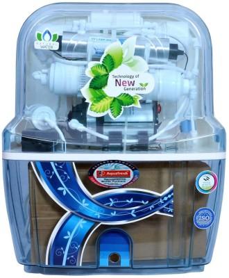 NEXUS AQUAFRESH TPT Blue Swift 12 RO + UV + UF + TDS Water Purifier(Blue)  available at flipkart for Rs.5899