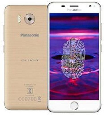 Case Creation Tempered Glass Guard for Panasonic Eluga I2(Pack of 1)