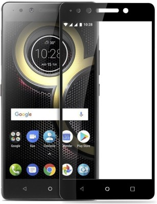 Sunny Fashion Tempered Glass Guard for Lenovo K8 Note(Pack of 1)