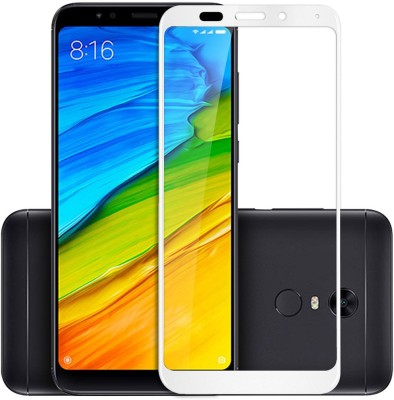 Knotyy Tempered Glass Guard for Mi Redmi 5(Pack of 1)