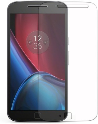 Caseking Tempered Glass Guard for Motorola Moto G (4th Generation) Plus