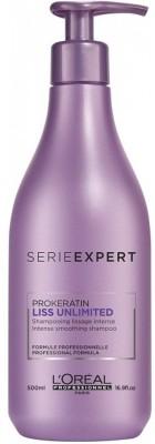 Loreal Serie Expert Prokeratin Liss Unlimited Shampoo 500ml