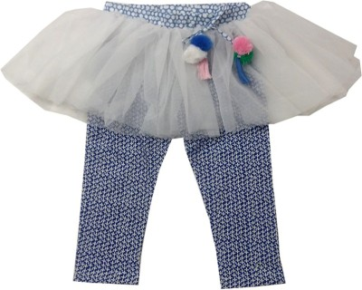 Always Kids Legging For Girls(Blue Pack of 1) Flipkart