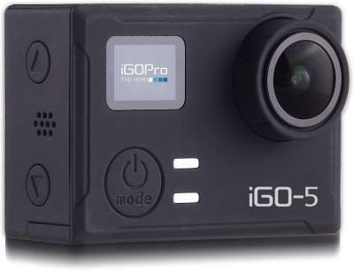 iGoPro Pro 5 iGo-5 Sports and Action Camera(Black 30 MP)