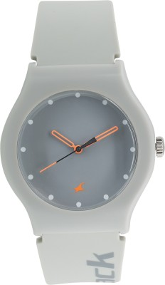 Fastrack 9915PP59 Minimalists Analog Watch  - For Men & Women