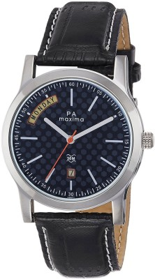 Maxima O-49671LMGI  Analog Watch For Men