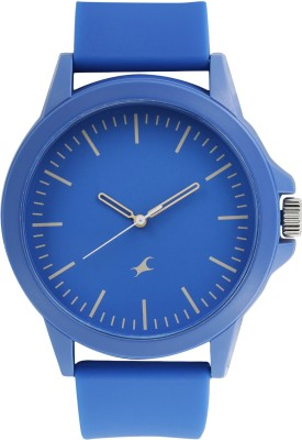 Fastrack 38024PP27 Minimalists Analog Watch  - For Men & Women
