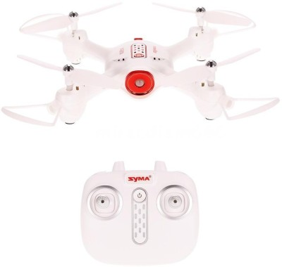Toy House Syma X23 Drone Headless Mode Altitude Hold G-sensor Quadcopter,  White(White)