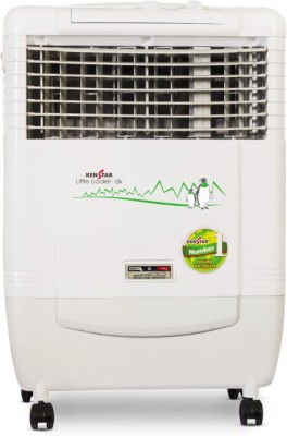 Kenstar LITTLECOOLSUPER Personal Air Cooler(White, 22 Litres)  available at flipkart for Rs.6350
