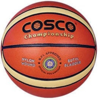 COSCO Championship Basketball   Size: 7 Pack of 1, Brown COSCO Basketballs