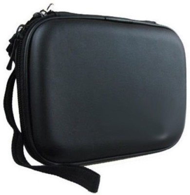 Alexvyan Pouch for Seagate Backup Plus Slim, Seagate Wired , Seagate Plus Slim Wired, Seagate Expansion Wired, WD My Passport...