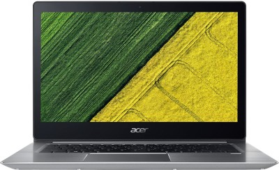 Acer Swift 3 Core i3 7th Gen - (4 GB/256 GB SSD/Linux) SF314-52 Laptop(14 inch, Silver, 1.6 kg)