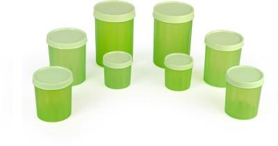 Flipkart SmartBuy Storewell  - 2400 ml, 1400 ml, 800 ml, 400 ml Polypropylene Grocery Container, Fridge Container(Pack of 4, Pink)