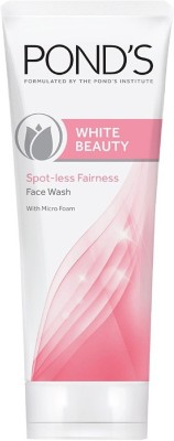 Ponds White Beauty Spotless Fairness Face Wash (100gm)