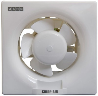 Usha Crisp Air 150 5 Blade Exhaust Fan(Pearl white)  available at flipkart for Rs.1120