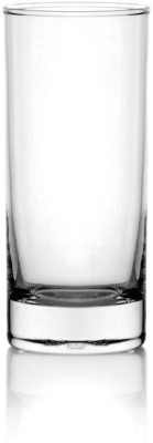 Pasabahce 1014038 Glass Set(Glass, 305 ml, Clear, Pack of 6)