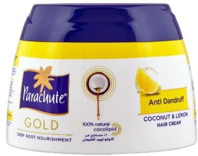 Parachute Coconut and Lemon Hair Cream Hair Styler