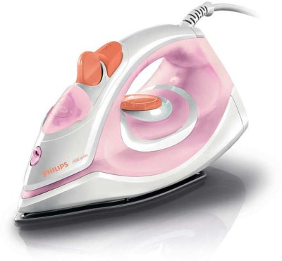 Philips Steam Iron GC1920/28 |1440 W With Indicator Light iron Steam Iron(Pink)  available at flipkart for Rs.1950