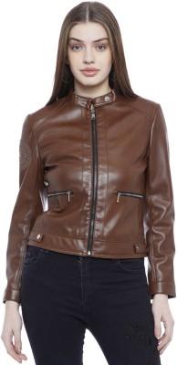 ROADIES Full Sleeve Solid Women Jacket ROADIES Women's Jackets
