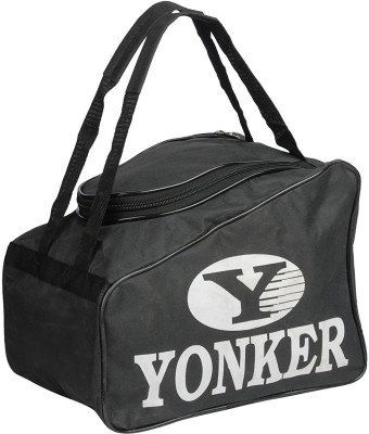Yonker Skate Bag Backpack Black, Kit Bag Yonker Gym Bag
