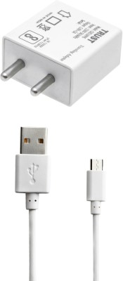 Trust Wall Charger Accessory Combo for Samsung Galaxy J7  2016  White Trust Mobiles Accessories Combos