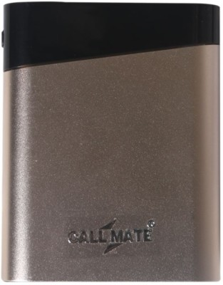 Callmate 8800 Power Bank Gold, Lithium ion Callmate Power Banks