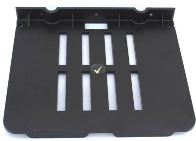 HSW Set Top Box Stand Iron Wall Shelf(Number of Shelves - 1, Black)  available at flipkart for Rs.115