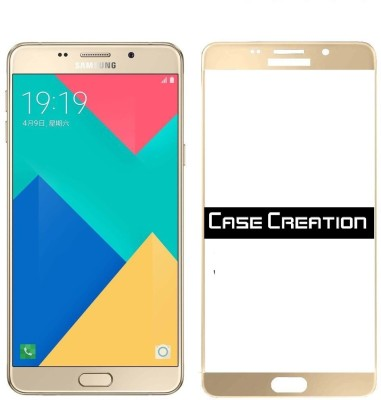 Case Creation Tempered Glass Guard for Samsung Galaxy Note 5 Duos N920G(Pack of 2)