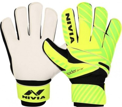 NIVIA Ditmar Spider Goalkeeping Gloves Multicolor NIVIA Football Gloves