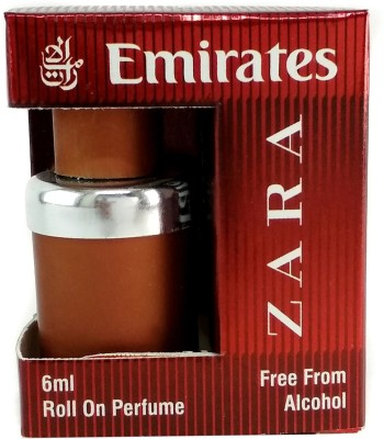 emirates zara Floral Attar(Floral)  available at flipkart for Rs.199