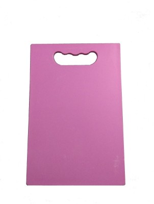 ultra plus Pavan's chopping board/ cutting board PINK (Large) Plastic Cutting Board(Pink Pack of 1)  available at flipkart for Rs.279