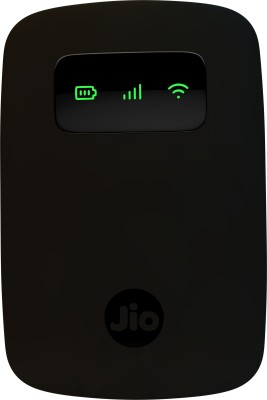 JioFi JMR 541 Data Card(Black)