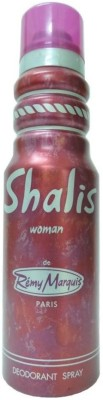 Remy Marquis Shalis Woman Deodorant Spray Deodorant Spray  -  For Women(175 ml)  available at flipkart for Rs.299