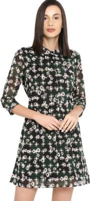 Dressberry Women Maxi Green Dress