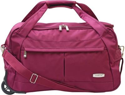 Goblin Salsa 54 Purple Duffel With Wheels  Strolley  Purple Goblin Duffel Bags