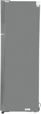 Haier 278 l Frost Free Double Door 3 Star (2019) Convertible Refrigerator(Shiny Steel, HEF-27TSS)