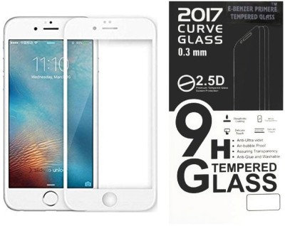 FIVE SQUARE Edge To Edge Tempered Glass for IPHONE 7 5D