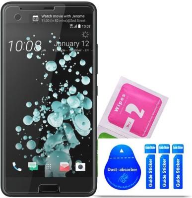 Bibossi Tempered Glass Guard for HTC U Ultra [5.7 Inch](Pack of 1)