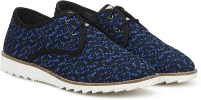 North Star JANICE Casual Shoes For Women(Black, Blue)