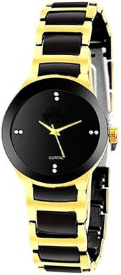 swan IIK G T IIK GOLD ANALOG WOMAN WATCH Analog Watch   For Women swan Wrist Watches