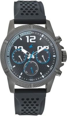 Fastrack 3169QP01 Loopholes Analog Watch For Men