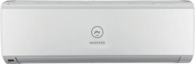 Godrej 1.5 Ton 3 Star BEE Rating 2018 Inverter AC  - White(GIC 18 SINV 3 DWQR, Aluminium Condenser)