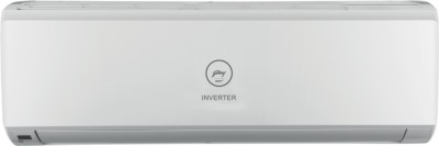 Godrej 1 Ton 5 Star BEE Rating 2018 Inverter AC  - White(GIC 12 TINV 5 RWQH, Copper Condenser)