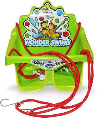 Akshat Baby n Toddler WONDER Swing - STYLEZONE Non-electric Bouncer(Green)