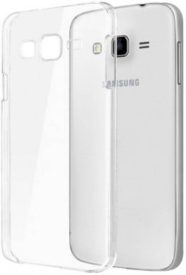 Gatasmay Back Cover for SAMSUNG Galaxy E5(Transparent, Plastic, Silicon, Rubber)