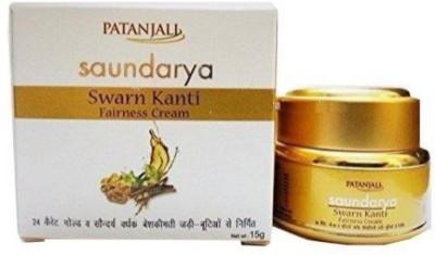 Patanjali Swarn Kanti Fairness Cream(15 g)